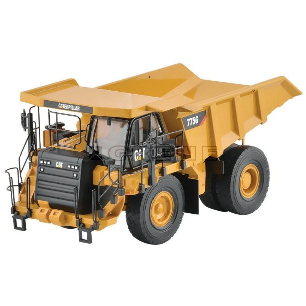 Legetøjs CAT 775G tipper