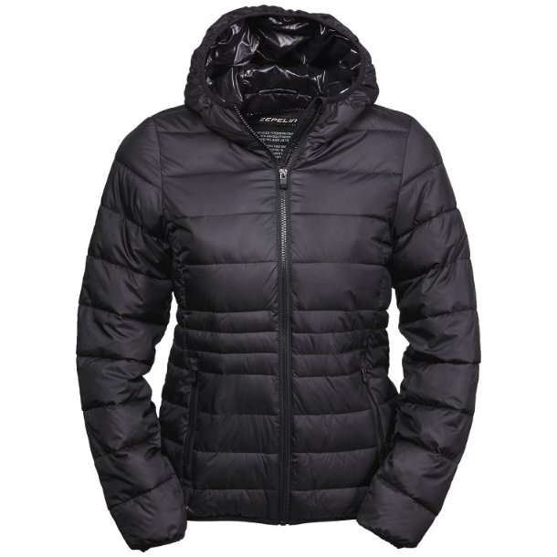 Ladies Hooded Zepelin Jacket