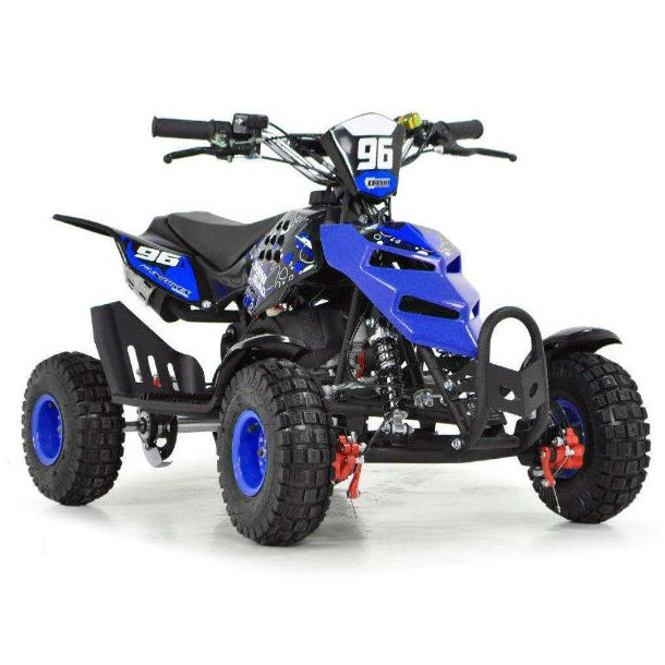 ATV 49cc Mini ATV BLÅ