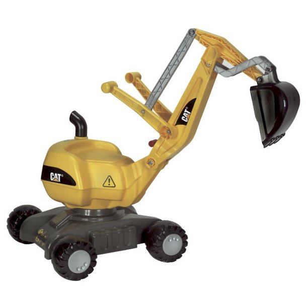 Rolly Toys Rolly Digger Cat 3+