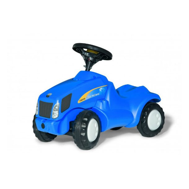 scooter New Holland T6010 1 +